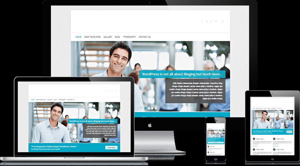 Site internet adaptable à tous les écrans