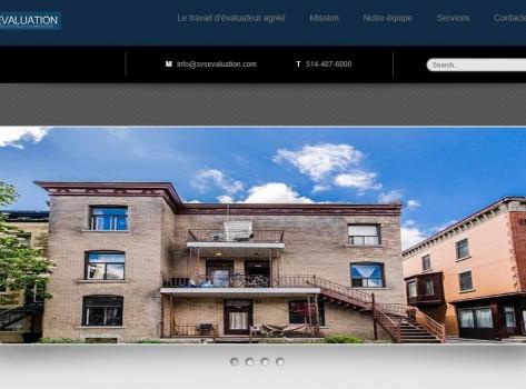 SVS Évaluation. Firme d'évaluateurs immobilier à Montréal comptant la plus grande expertise.