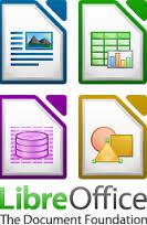 Suite logicielle de bureautique libre office