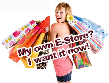 Instant E-Commerce Website