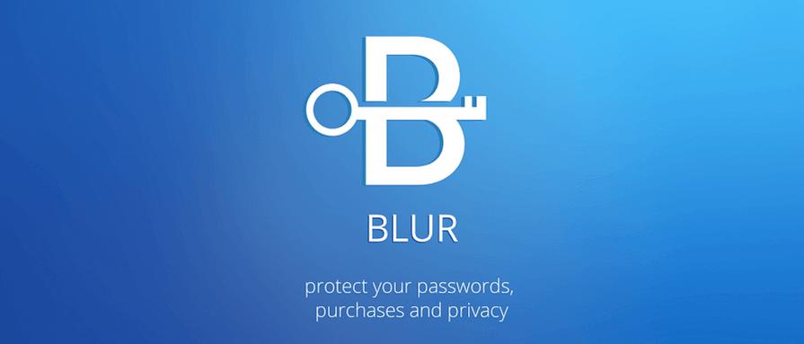 abine blur pour masquer vos traces et augmenter la sécurité de la navigation web