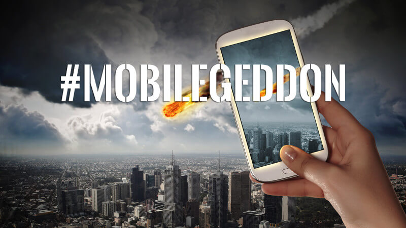 Google Mobilegeddon 21 avril