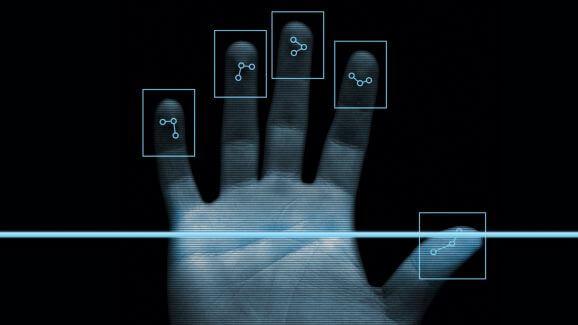 samsung a créé un lecteur biométrique sans contact