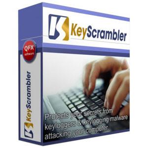 keyscrambler logiciel de protection contre les keylogger